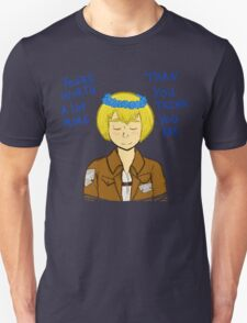 Armin knows your worth Unisex T-Shirt