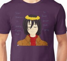 Mikasa knows you can win Unisex T-Shirt