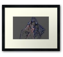 Anime 14 Framed Print