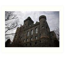 Castle on the Hudson Art Print