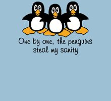 One by One The Penguins  T-Shirt