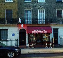 Speedy's Sandwich Bar  by clarebearhh