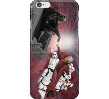 CREATION OF VADER iPhone Case/Skin