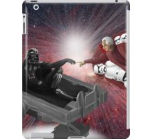 CREATION OF VADER iPad Case/Skin