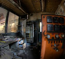 Abandoned Foundry by DariaGrippo