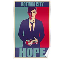 VOTE FOR OSWALD Poster