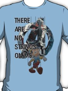 There are no strings on me - Avengers Ultron T-Shirt