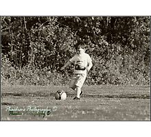 Child's play  Photographic Print