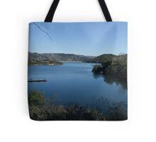 Dixon Lake Tote Bag