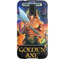 Golden axe Genesis Megadrive Sega Box cover Samsung Galaxy Case/Skin