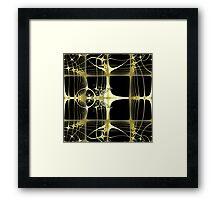Vibrations Framed Print