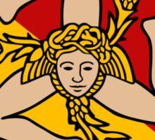 Sicile Sicilia  Sticker