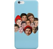 Michael Cera Collection iPhone Case/Skin