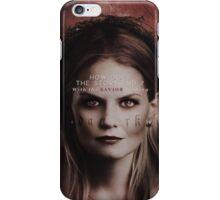 Dark Emma iPhone Case/Skin