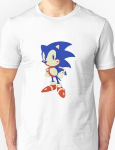 Minimalist Sonic 10 T-Shirt