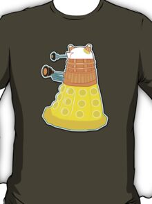 Candy Corn Dalek T-Shirt