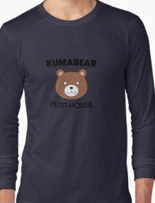KUMABEAR PUTIT-HOUSE - Shokugeki No Soma Long Sleeve T-Shirt
