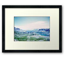 At the Lake 1006 Framed Print