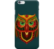 Awesome Owl Pattern 1 iPhone Case/Skin
