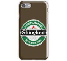 Shinyken! iPhone Case/Skin