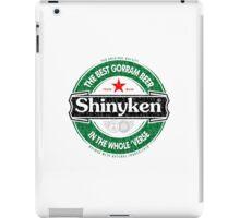 Shinyken! iPad Case/Skin