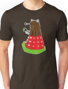 Chocolate Covered Strawberry Dalek Unisex T-Shirt