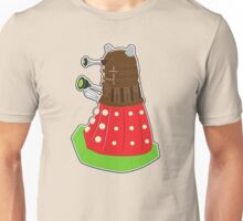 Chocolate Covered Strawberry Dalek Unisex T-Shirt
