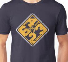 6+4+3=2 Part 2 Unisex T-Shirt