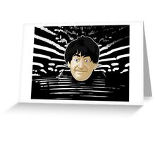 Doctor Who - Second Doctor Intro Greeting Card