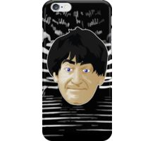 Doctor Who - Second Doctor Intro iPhone Case/Skin