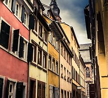 Heidelberg, Germany by mrdoomits