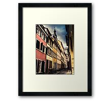 Heidelberg, Germany Framed Print