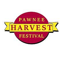Pawnee Harvest Festival Photographic Print