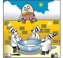 humpty omelette by Mark  Lynch