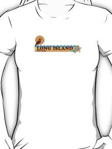 Long Island - New York. T-Shirt
