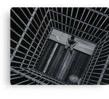 Jail Cell Canvas Print