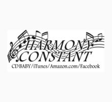 Harmony Constant Band Logo Kids Clothes