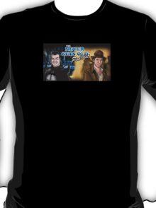The Never Gets Old Logo Bat/Indy T-Shirt