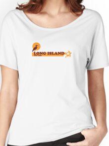 Long Island - New York. Women's Relaxed Fit T-Shirt