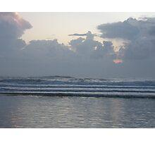 Atlantic Ocean View Photographic Print
