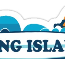 Long Island - New Yokr. Sticker