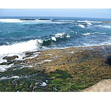 Ocean View of Pacific Photographic Print