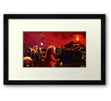 War Without End Framed Print