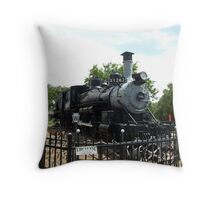 Union Pacific 1242, Cheyenne Throw Pillow