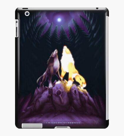 Twilight Symphony iPad Case/Skin