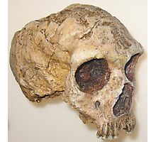 Funky Neanderthal Photographic Print