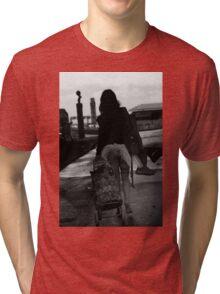 Walkin' Tri-blend T-Shirt