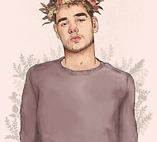 Flower crown Liam by coconutwishes