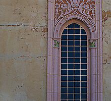 Pink Window by chaoguanlee