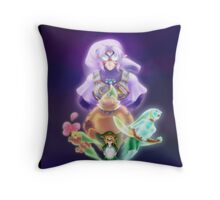 Dawn of the Final Day Throw Pillow